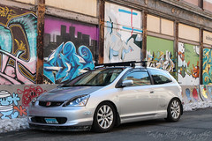 Honda Civic Silver EP3