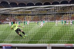 Steaua-Concordia Chiajna, 2-1
