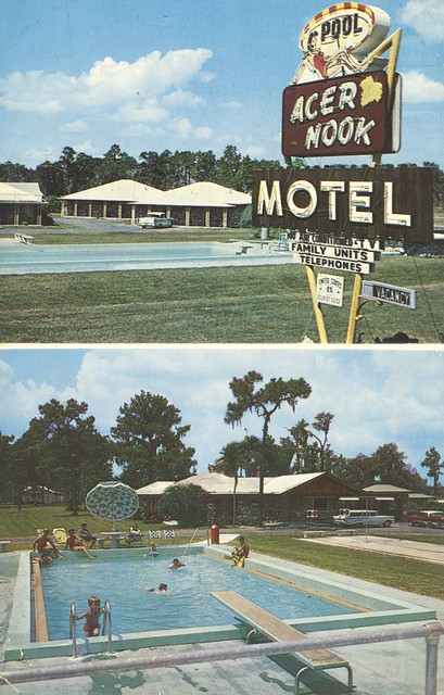 Acer Nook Motel - Lakeland, Florida