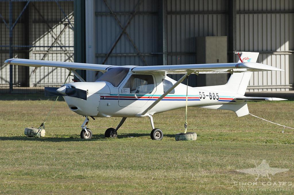 55-0665 JABIRU LSA 55/2K | YBAF | Simon Coates | Flickr