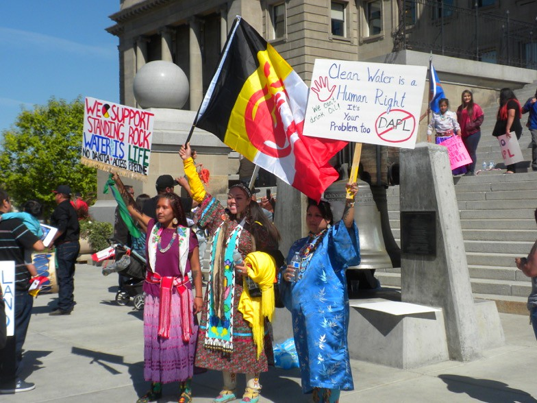 Boise, ID CNV Action 2016 - Water is Life (4)