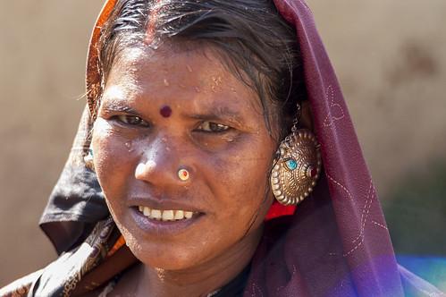 Gond woman