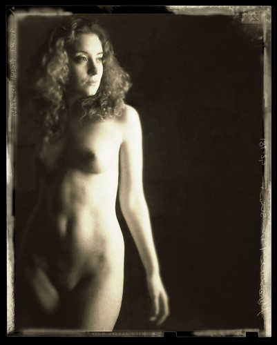 psudo wet plate nude of Ella_Rose
