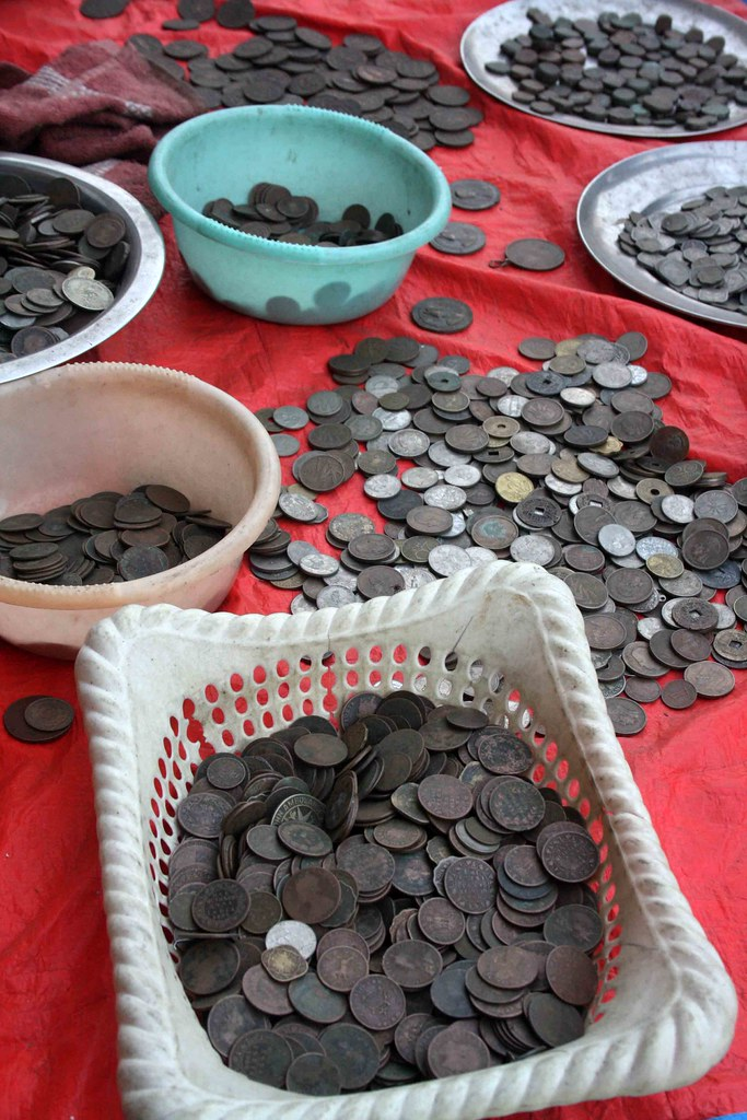 City Secret - Old Coins, Daryaganj