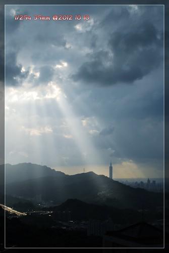 雙十國慶的光線~