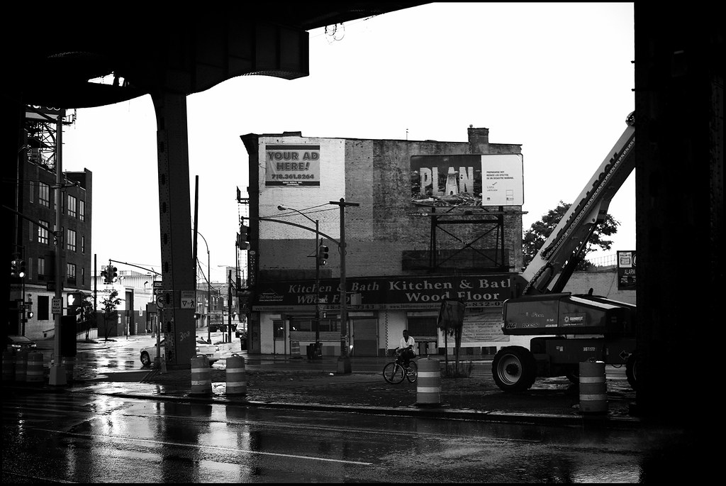 Tuukka13 - Rainy Moments Around Carroll Gardens, Brooklyn - 08.2012 - 2