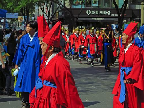 Insadong Street Seoul