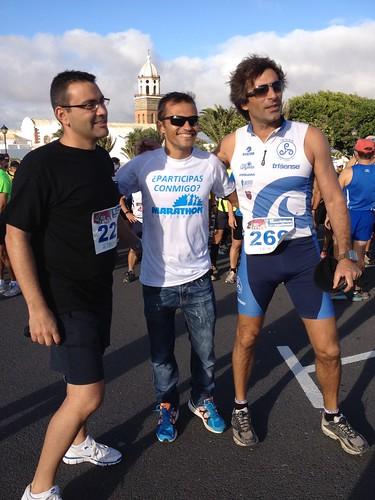 Juan Carlos Hernandez, Oswaldo Betancourt, Pedro San Gines