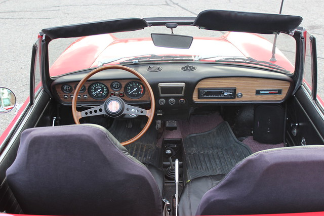1969 Fiat 850 Spider http://www.flickr.com/photos/carphotosbyrichard/8080799292/