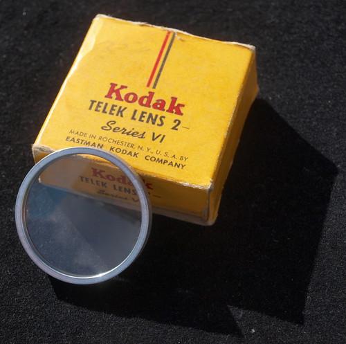 Kodak -2 Telek adapter lens
