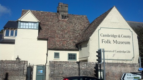 Cambridge & County Folk Museum
