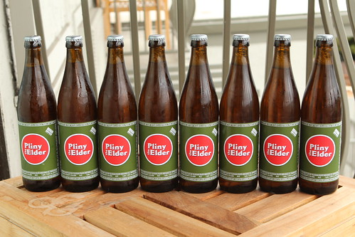 Pliny the Elder x 8 (Bottled October 4th, 2012)