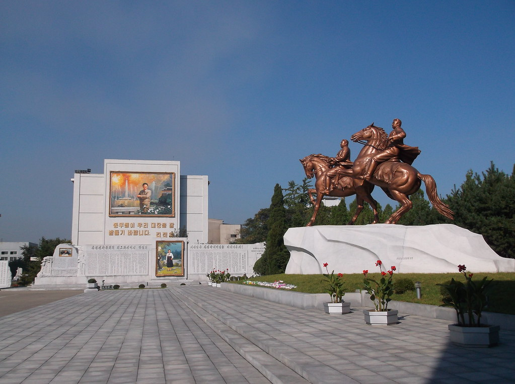 Mansudae Art Studio, Pyongyang