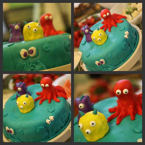 Soren's 1st birthday cake