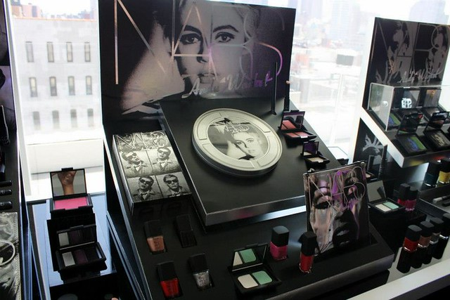 nars warhol collection