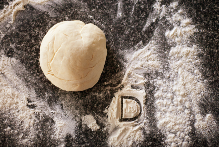 d is for dough