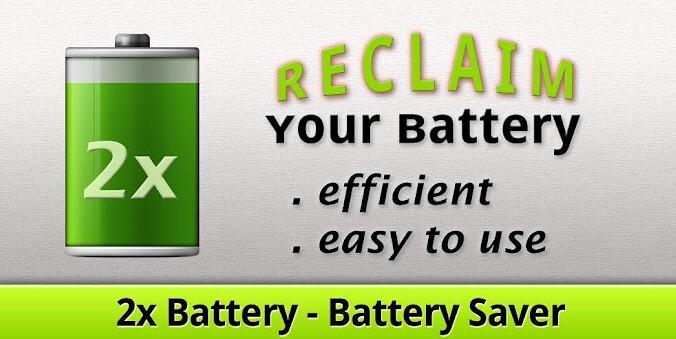 很有效的省電軟體 2x Battery @3C 達人廖阿輝