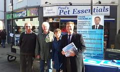 16/10/12 Faversham High Street action day