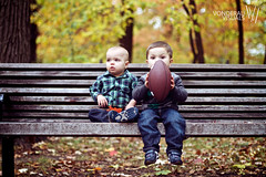 Family Photos - Football