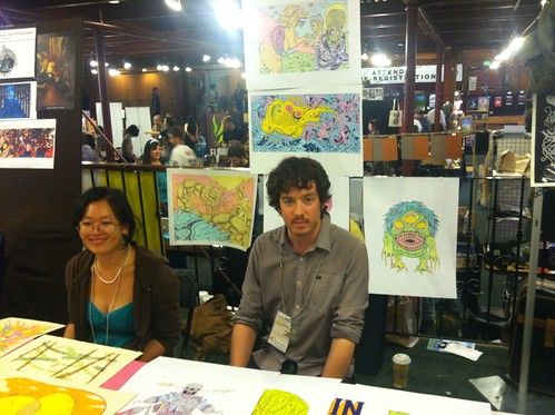 Jon Vermilyea at APE 2012