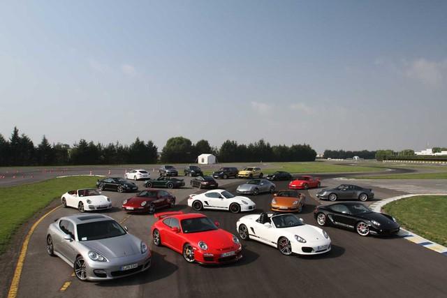Porsche gama
