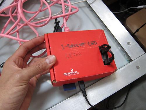 Public Lab IRCAM prototype