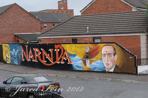 The Murals of Belfast (10)