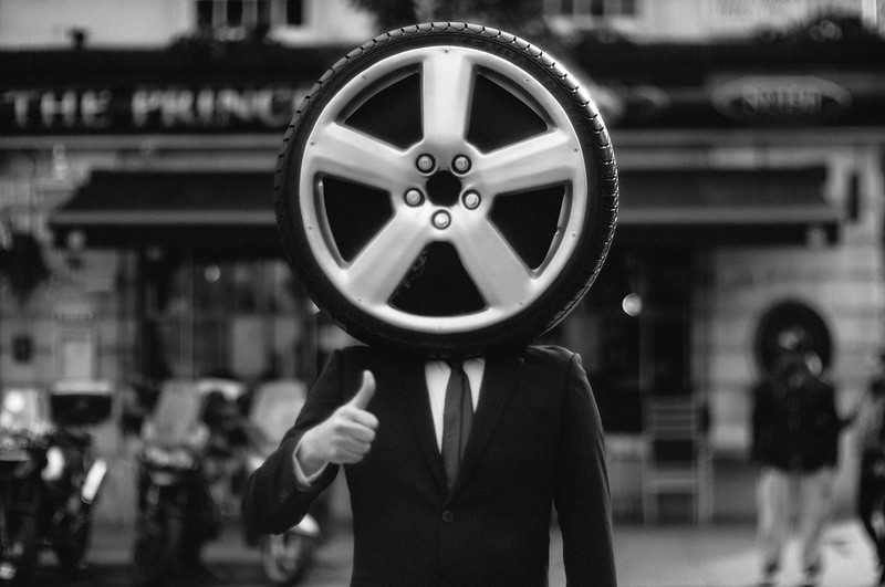 Wheelman.