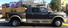 2013 Dodge Ram 3500 Mega Cab Laramie Longhorn