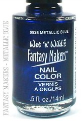 Fantasy Makers Metallic Blue