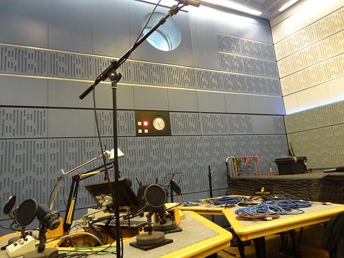 Recording room 80A