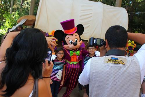 Halloween Carnival at Disneyland