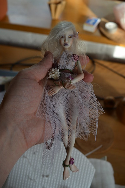 my Lightpainted Doll arrived!!!!