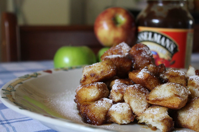 Musselman's Apple Butter Monkey Bread