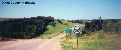 Dixon County NE