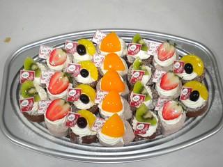 宴會點心 綜合水果捲