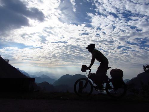 Early morning near Sama, Uttarakhand