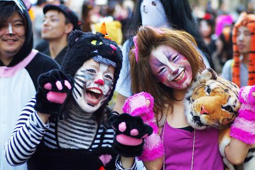 Kagurazaka Cat Halloween 2012-27