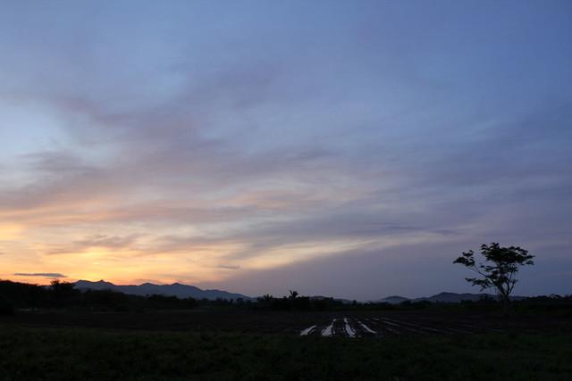 puerto: sunrise