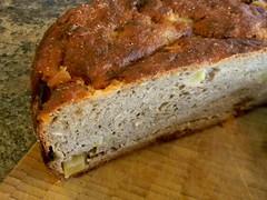 Dutch Apple Loaf Cake Recipe