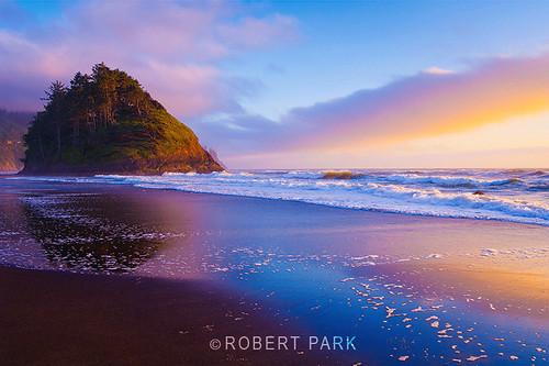 """""""Tranquil Tides"""" By  Robert Park  http://www.robert-park.com by Robert Park Photography"""