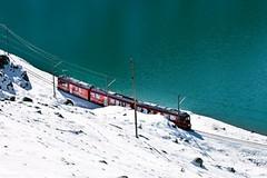 Bernina Expres - od ledovců k palmám