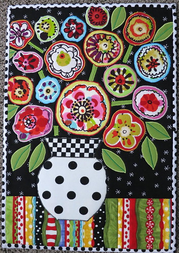 """Folk Art Flowers"""
