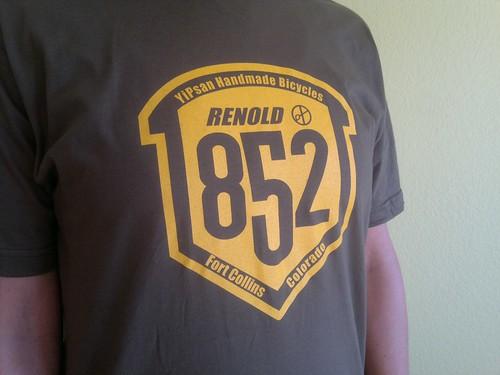 RENOLD 852 t-shirt