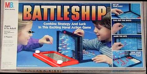 old battleship game box