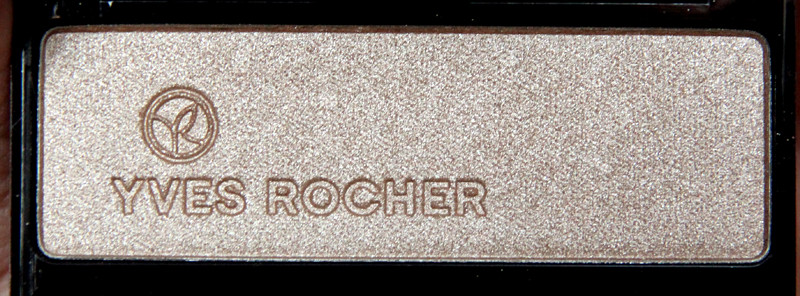 Yves rocher beige doré single eyeshadow