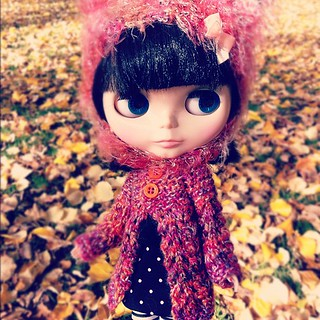 Autumnal Jane #blythe #punkaholicpeople