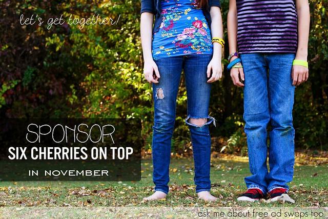 ad space in november