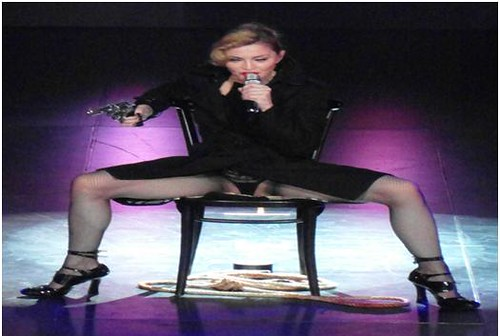 My Open Legs(Madonna)