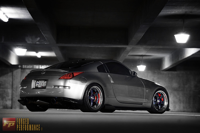 Forged Performance Andy S 350z Photoshoot My350z Com